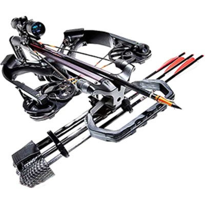Bc Rage Crossbow Package W/ 4x32 Scope