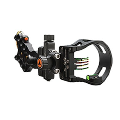 Attitude 5 Pin .019 Sight W/ Light Black