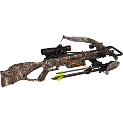 Matrix 380 Mad Max Crossbow Package