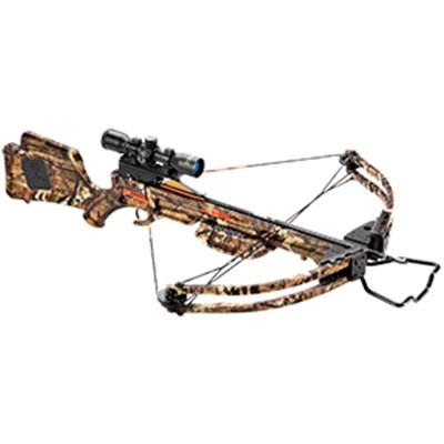 Warrior Hl Crossbow Package W/3x Multi Line Scope