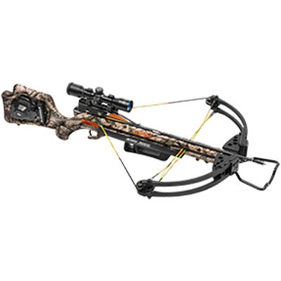 Invader G3 Crossbow Package W/3x M.L. Scope Acu52