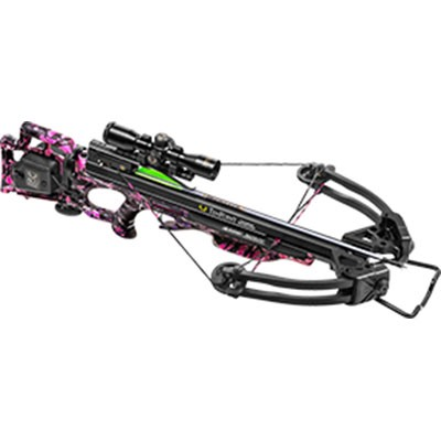 Lady Shadow Crossbow Package W/3x Pro View Scope/Acudraw