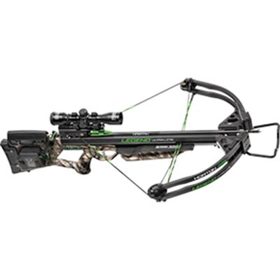 Legend Ultra Lite Crossbow Package