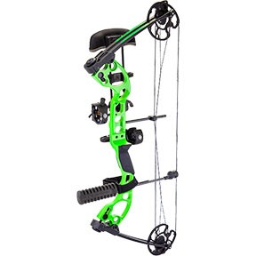 Quest Radical Package Green/Black