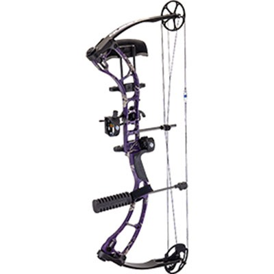 Quest Storm Package Realtree Purple