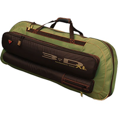 Gameplan 3-D Tournament Xl Case Olive