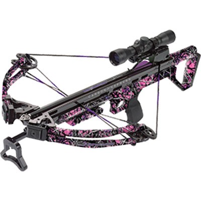 15 Covert 3.4 Hot Pursuit Crossbow Kit