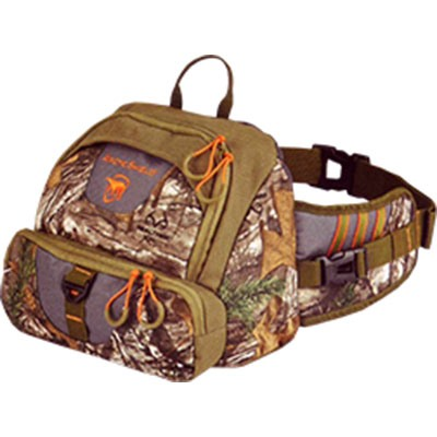 F2x Waist Pack 3 Pocket 435cu In Realtree Xtra