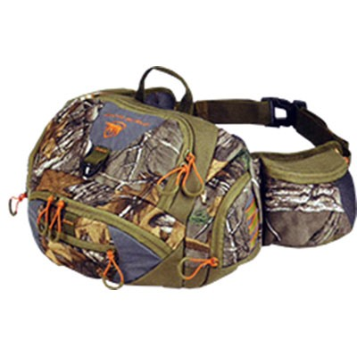 F3 Waist Pack 7 Pocket 828cu In Realtree Xtra