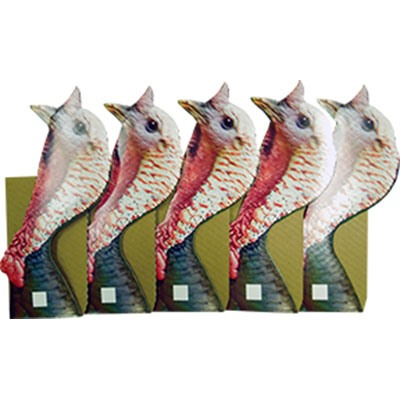 Replacement Heads T.O.M Turkey Target