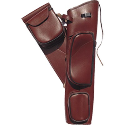 Newton Leather Hip Quiver 21