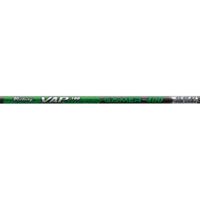 Vap Game Raw Shafts, Nock Installed