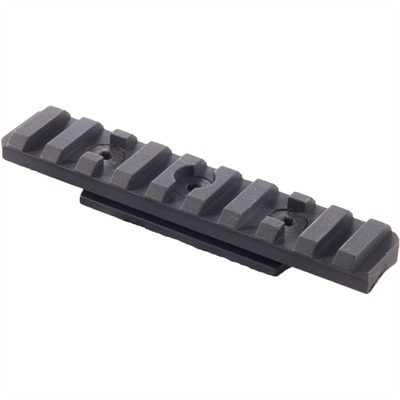 J P Enterprises Ar-15 Picatinny Direct Thread Modular Rail Aluminum - Direct Thread Modular Rail Picatinny Aluminum Black 4