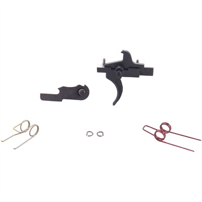 Ar-15 / ar-style .308 Adjustable Trigger System Fire Control Pkg W / 4 Lb Tact Spring : Rifle Parts by J P Enterprises for Gun & Rifle