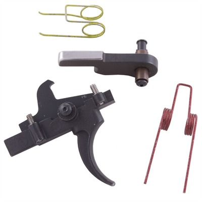 Ar-15 / ar-style .308 Adjustable Trigger System Complete Fire Control Pkg-.169 Colt Re : Rifle Parts by J P Enterprises for Gun & Rifle