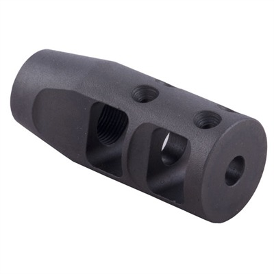 "Ar-15 / m16 Bennie Cooley Tactical Compensator 1 / 2""x28 .750"" Bbl Std Matte Black Comp : Rifle Parts by J P Enterprises for Gun & Rifle"