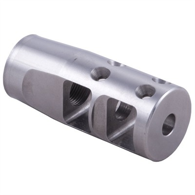 "Ar-15 / m16 Bennie Cooley Tactical Compensator 1 / 2""x28 .875"" Bbl Med S / s Comp : Rifle Parts by J P Enterprises for Gun & Rifle"