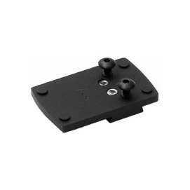 J P Enterprises J-Point Mount - Ruger P Sereis, Mk Ii, Mk Iii Slide Plate Adapter