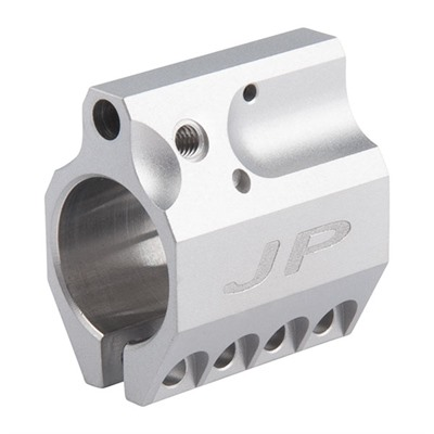 J P Enterprises Ar-15/M16 Adjustable Gas Blocks - Low Profile Adjustable Gas Block .750