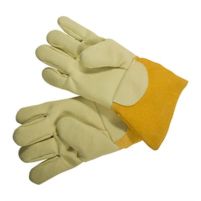Color Case Hardening Kit - Hi-Temp Gloves