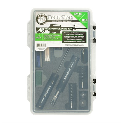 Bore Tech Ar Upper Cleaning Kit - Ar-15 Upper Cleaning Kit