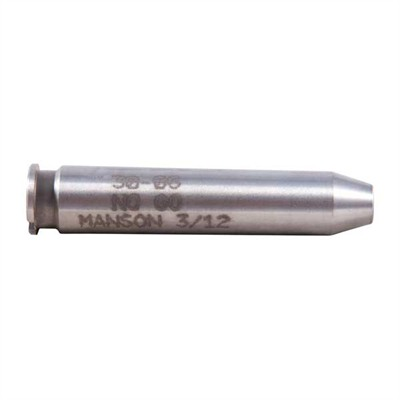Manson Precision Rimless Rifle/Shotgun Cartridge Headspace Gauges - No Go Gauge, Fits .270 Win., .30-06 Springfield, .35 Whelan
