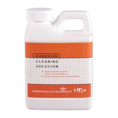 Ultrasonic Cleaning Solutions - Cleaning Solution For Hcs-200, 8 Oz.