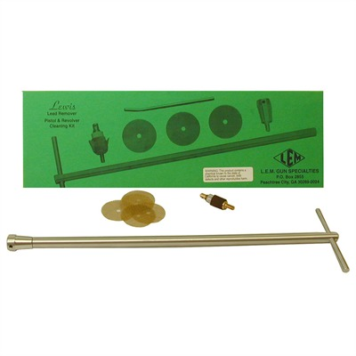 Brownells Lewis Lead Remover - Lead Remover Kit, .40/.41/10mm