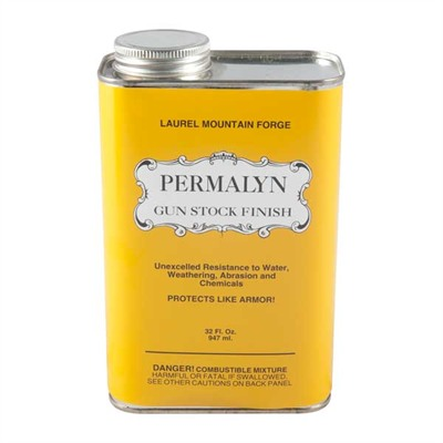 Laurel Mountain Forge Permalyn Stock Finish & Sealer - 1 Qt. Stock Finish
