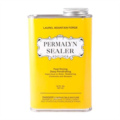 Laurel Mountain Forge Permalyn Stock Finish & Sealer - 1 Qt. Stock Sealer