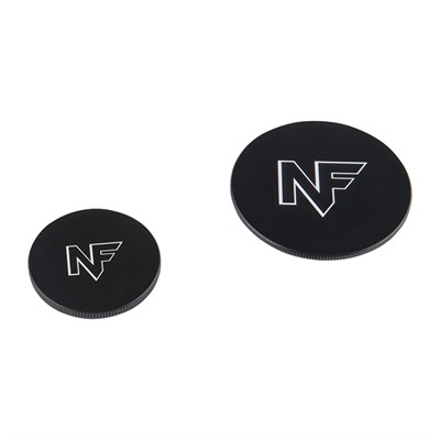 Nightforce Metal Lens Cap For Competition Models Metal Lens Caps For Competition Models Black (Set) Online Discount