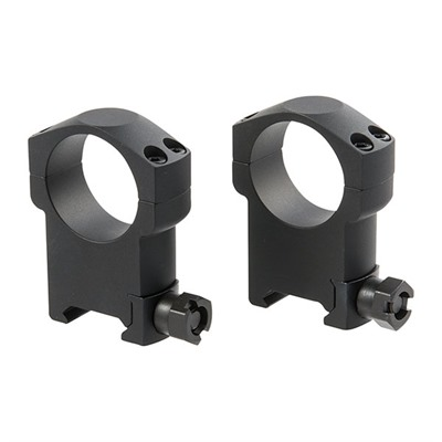 Leupold Mark 4 Rings - 30mm Super High Matte Aluminum Mark 4 Rings