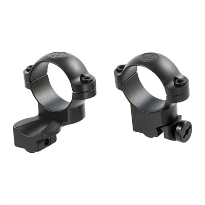 Leupold Ruger Ring Mounts Ruger 1 77 22 1 In Super High Ext Matte