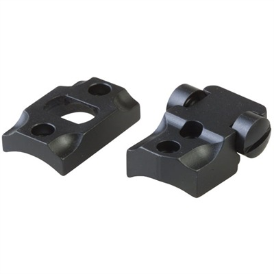 Standard Two-Piece Rifle Bases - Standard Base Mauser 98 2-Pc Matte