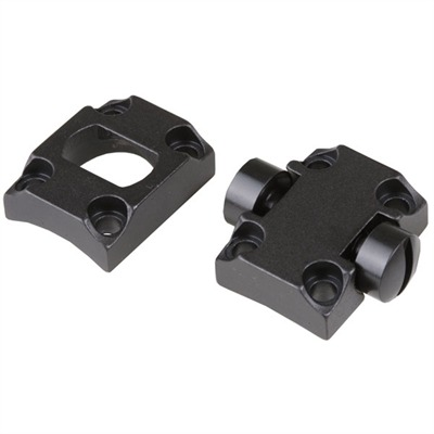 Leupold Standard Two-Piece Rifle Bases - Standard Base Browning X-Bolt 2-Pc Matte