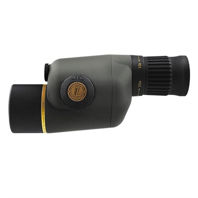 Leupold Gold Ring 10-20x40mm Compact Spotting Scope - Gr 10-20x40mm Compact Titanium Gray