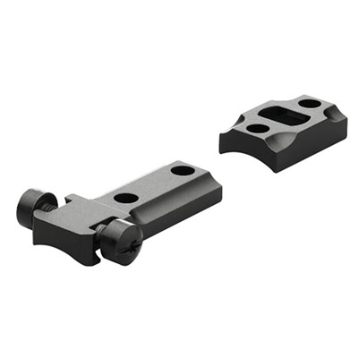 Leupold Standard Two-Piece Rifle Bases - Std Browning A-Bolt Shotgun 2-Pc Matte thumbnail