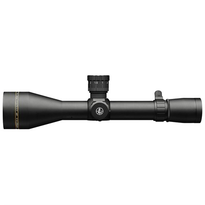 Leupold Vx-3i Lrp 4.5-14x50mm Side Focus Ffp Tmr Reticle - 4.5-14x50mm Sf Ffp Tmr Matte Black