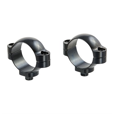 Leupold Quick Release Mounting System Rings Qr Rings 30mm Medium Gloss