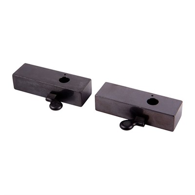 Quick-Release™ Mount System - Quick Release Bases Gunmakers 2-Pc Gloss