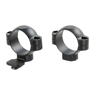 Leupold Standard Rings - 30mm High Extended Matte Standard Rings