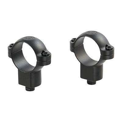 Leupold Quick Release Mounting System Rings Quick Release Rings 1 In Super High Matte