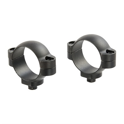 Leupold Quick Release Mounting System Rings Quick Release Rings 30mm Super High Matte