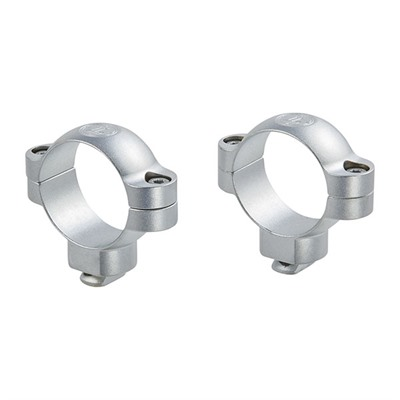 Leupold Dual Dovetail Rings Dual Dovetail Rings 30mm High Silver