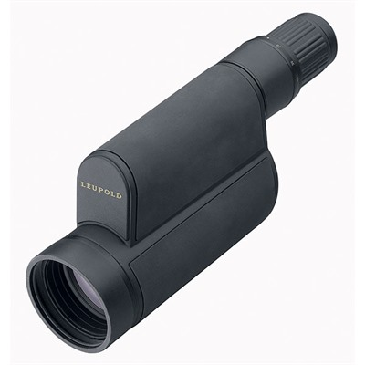 Leupold Mark 4 12-40x60mm Ffp Tactical Spotting Scopes - 12-40x60mm Ffp Tmr Matte Black