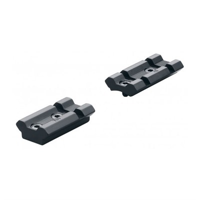 Leupold Rifleman Bases - Savage 10-16, 110-116 Flat Back Matte Base
