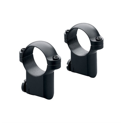 Leupold Ruger Ring Mounts Ruger #1 & 77/22 1 In Low Matte Online Discount