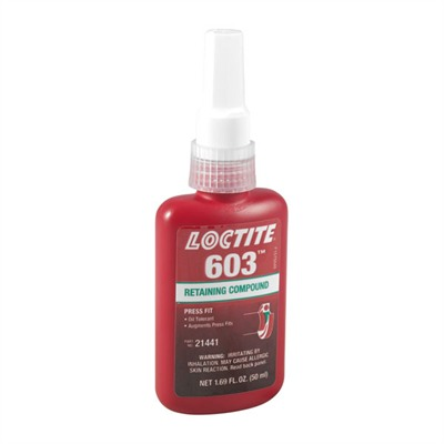 Loctite 603 Oil Tolerant Retaining Compound - Loctite 603 50ml