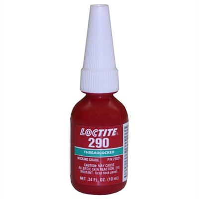 Loctite Medium-High Strength Green #290 Threadlocker - #290 Threadlocker