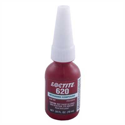 Loctite High Strength #620 Green Sleeve Retainer - #620 10ml Tube